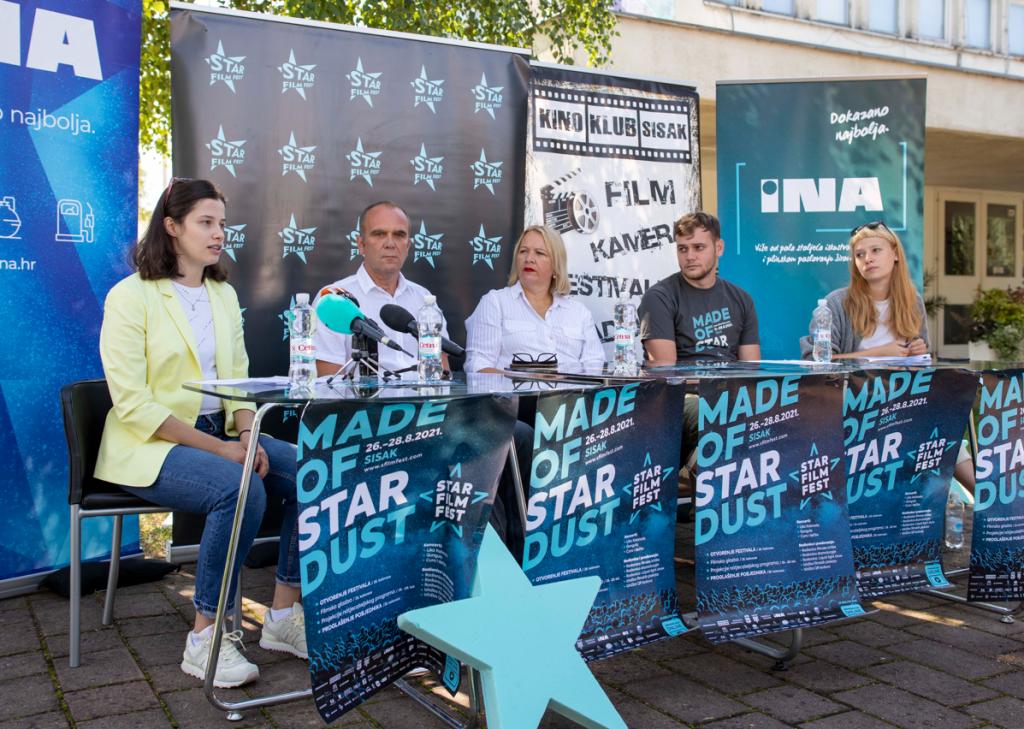 Star Film Fest 2021: Press konferencija